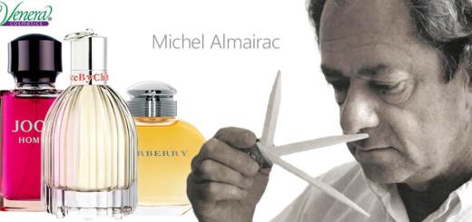 Michel Almairac perfumes