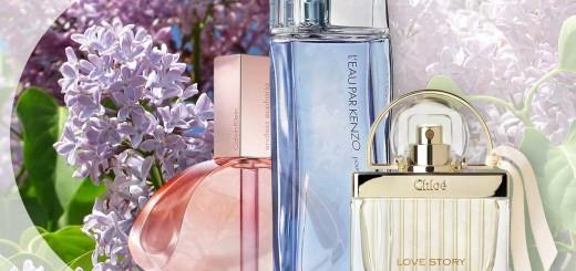 lilac-perfumes