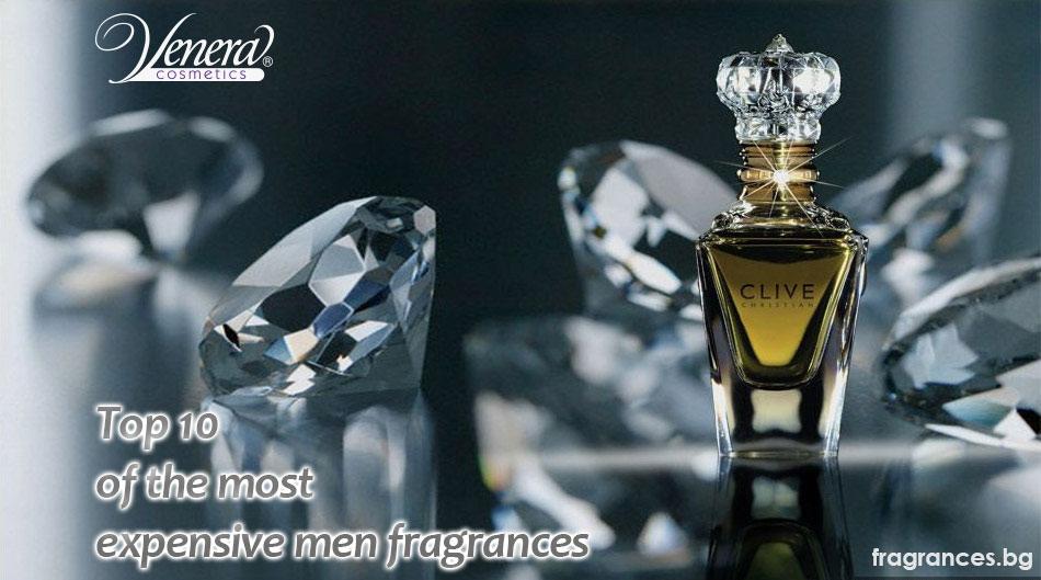 The Most Expensive Men Fragrances Perfumery Blog Venera Cosmetics