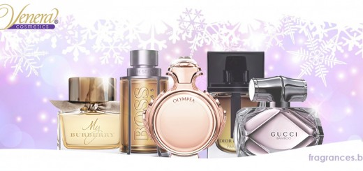 Most wanted parfumes Venera Cosmetics