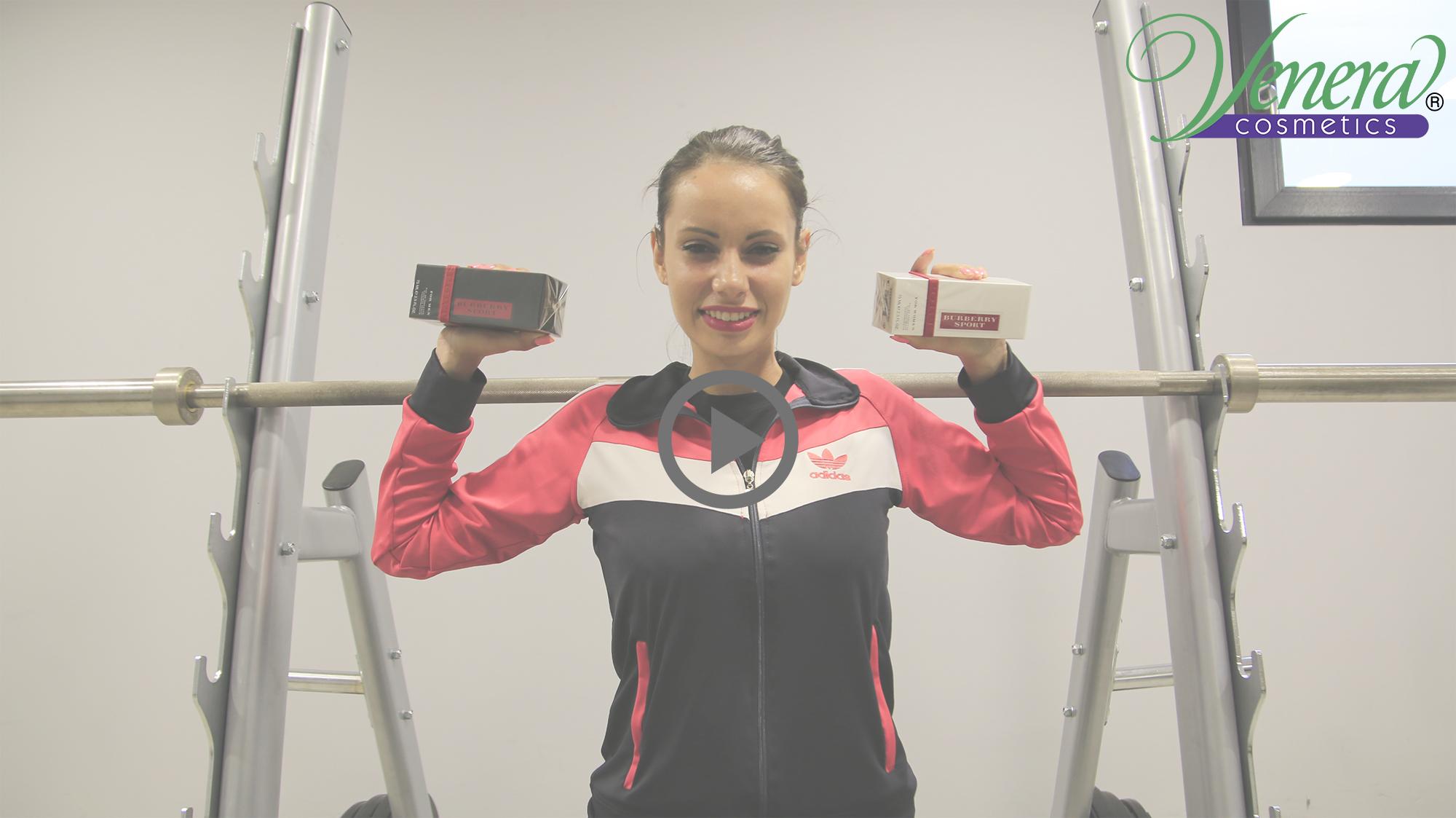 Video blog za parfumi Za sport Venera Cosmetics