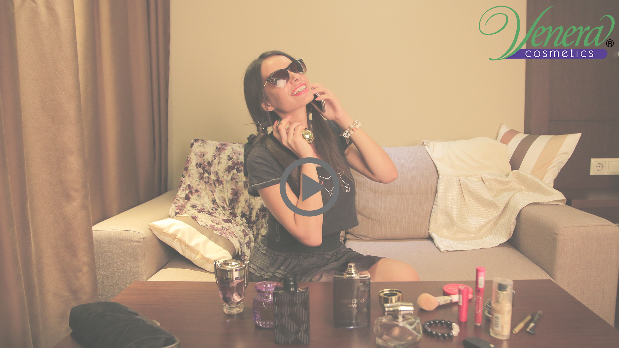 Video blog za parfumi Venera Cosmetics