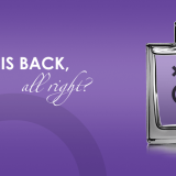 Unisex fragrance back