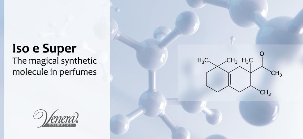 sintetic molecule, Iso E Super