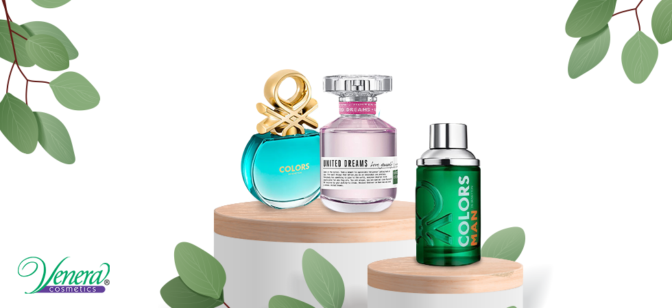 марката бенетон - парфюми
