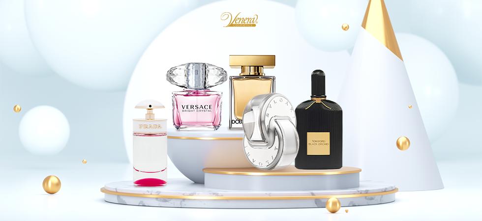 Най-добрите марки дамски парфюми