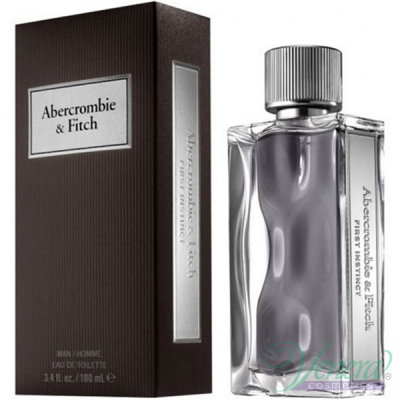 Abercrombie & Fitch First Instinct EDT 100ml за Мъже