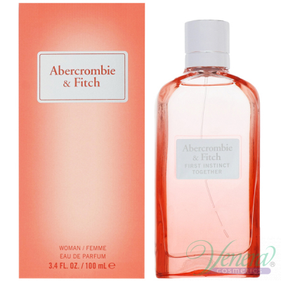 Abercrombie & Fitch First Instinct Together for Her EDP 100ml за Жени