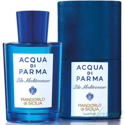Acqua di Parma Blu Mediterraneo Mandorlo di Sicilia EDT 150ml Мъже и Жени Унисекс Парфюми
