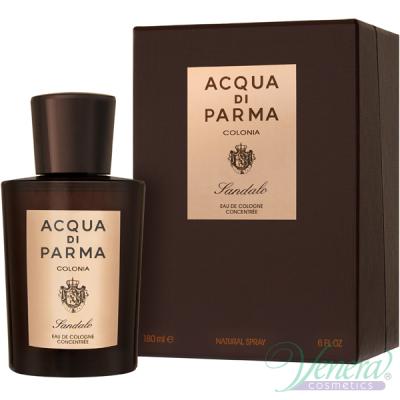 Acqua di Parma Colonia Sandalo EDC Concentree 100ml за Мъже БЕЗ ОПАКОВКА Мъжки Парфюми без опаковка