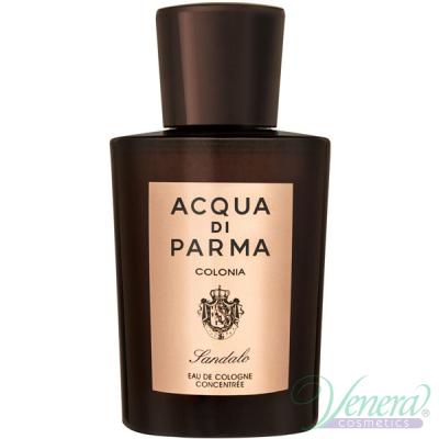 Acqua di Parma Colonia Sandalo Комплект (EDC Concentree 100ml + SG 75ml + Candle 65gr) за Мъже Мъжки комплекти
