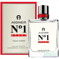 Aigner No1 Sport EDT 50ml за Мъже