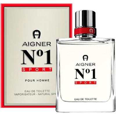 Aigner No1 Sport EDT 50ml за Мъже Мъжки Парфюми