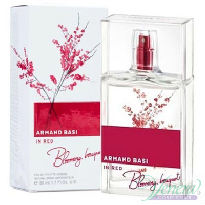 Armand Basi In Red Blooming Bouquet EDT 100ml за Жени БЕЗ ОПАКОВКА