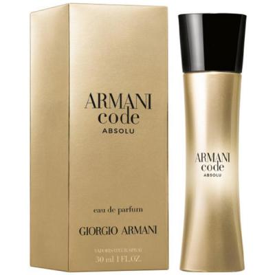 Armani Code Absolu EDP 30ml за Жени Дамски Парфюми