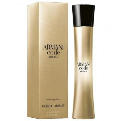 Armani Code Absolu EDP 75ml за Жени