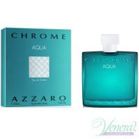 Azzaro Chrome Aqua EDT 100ml за Мъже Мъжки Парфюми