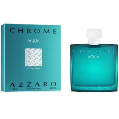 Azzaro Chrome Aqua EDT 100ml за Мъже
