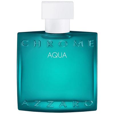 Azzaro Chrome Aqua EDT 100ml за Мъже БЕЗ ОПАКОВКА