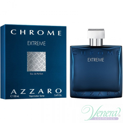 Azzaro Chrome Extreme EDP 100ml за Мъже БЕЗ ОПА...