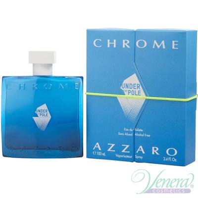 Azzaro Chrome Under the Pole EDT 100ml за Мъже БЕЗ ОПАКОВКА Мъжки Парфюми без опаковка