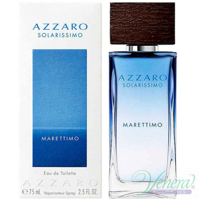 Azzaro Solarissimo Marettimo EDT 75ml за Мъже Мъжки Парфюми