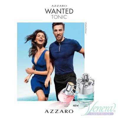 Azzaro Wanted Tonic EDT 50ml за Мъже Мъжки Парфюми