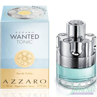 Azzaro Wanted Tonic EDT 50ml за Мъже
