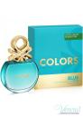 Benetton Colors de Benetton Blue EDT 80ml за Жени БЕЗ ОПАКОВКА Дамски Парфюми без опаковка