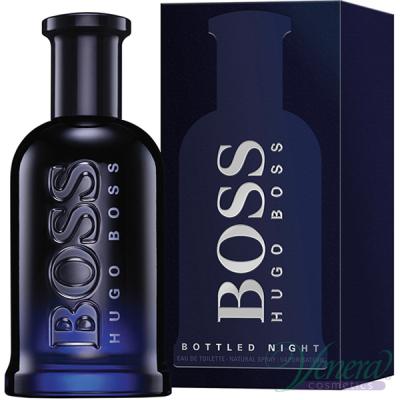 Boss Bottled Night EDT 200ml за Мъже