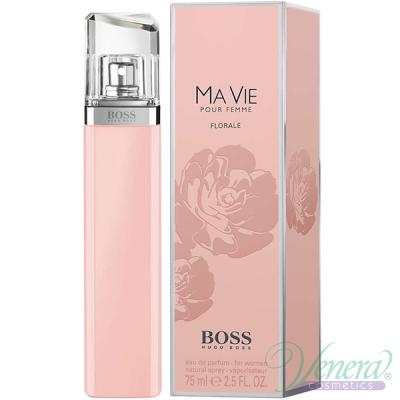 Boss Ma Vie Florale EDP 75ml за Жени Дамски Парфюми