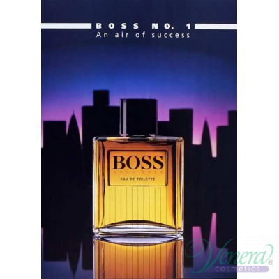 Boss Number One EDT 125ml за Мъже