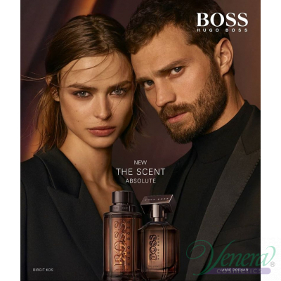 Boss The Scent for Her Absolute EDP 50ml за Жени БЕЗ ОПАКОВКА Дамски Парфюми без опаковка