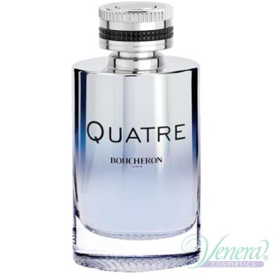 Boucheron Quatre Pour Homme Intense EDT 100ml за Мъже БЕЗ ОПАКОВКА Мъжки Парфюми без опаковка