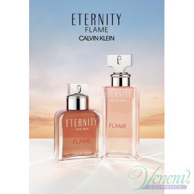 Calvin Klein Eternity Flame EDT 50ml за Мъже Мъжки Парфюми