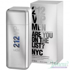 Carolina Herrera 212 VIP Men EDT 100ml за Мъже