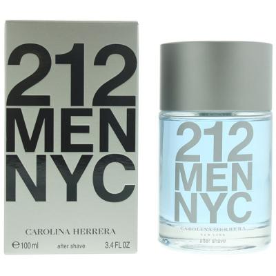 Carolina Herrera 212 After Shave Lotion 100ml за Мъже Мъжки продукти за лице и тяло