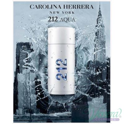 Carolina Herrera 212 Men Aqua EDT 100ml за Мъже БЕЗ ОПАКОВКА Мъжки Парфюми без опаковка