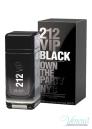 Carolina Herrera 212 VIP Black EDP 100ml за Мъже БЕЗ ОПАКОВКА
