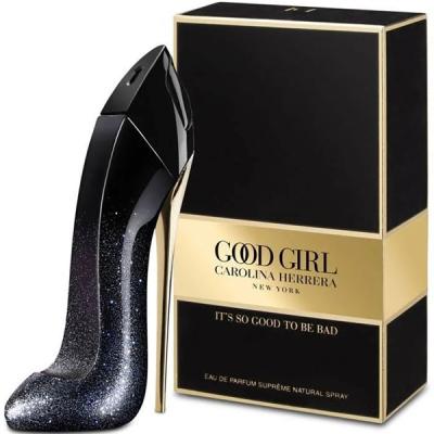 Carolina Herrera Good Girl Supreme EDP 50ml за Жени Дамски Парфюми