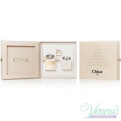 Chloe Комплект (EDP 75ml + EDP 5ml + BL 100ml) за Жени За Жени