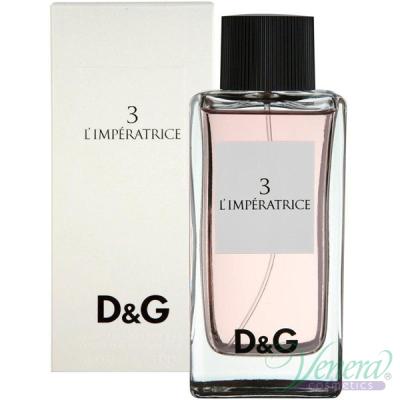 D&G Anthology L'Imperatrice 3 EDT 50ml for Women Women's Fragrance