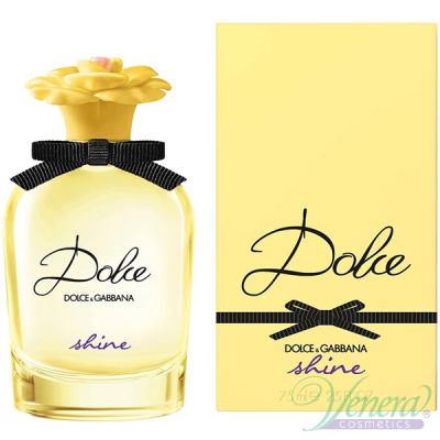 Dolce&Gabbana Dolce Shine EDP 75ml за Жени Дамски Парфюми