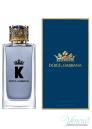 Dolce&Gabbana K by Dolce&Gabbana EDT 100ml за Мъже БЕЗ ОПАКОВКА Мъжки Парфюми без опаковка