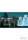 D&G Light Blue Eau Intense Pour Homme EDP 200ml за Мъже Мъжки Парфюми