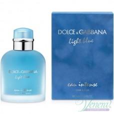 Dolce&Gabbana Light Blue Eau Intense Pour Homme EDP 100ml за Мъже