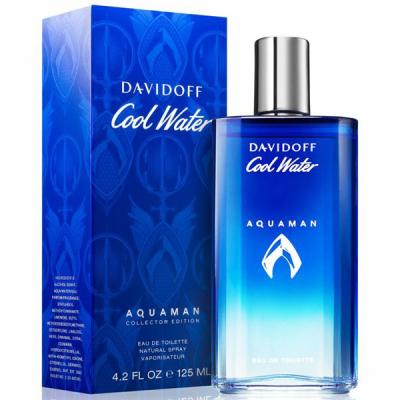 Davidoff Cool Water Aquaman EDT 125ml за Мъже Мъжки Парфюми
