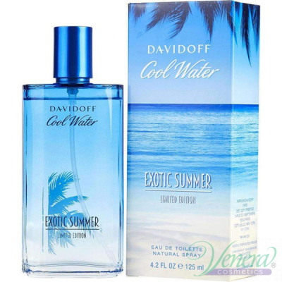 Davidoff Cool Water Exotic Summer EDT 125m...