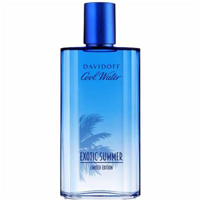 Davidoff Cool Water Exotic Summer EDT 125ml за Мъже БЕЗ ОПАКОВКА Мъжки Парфюми без опаковка
