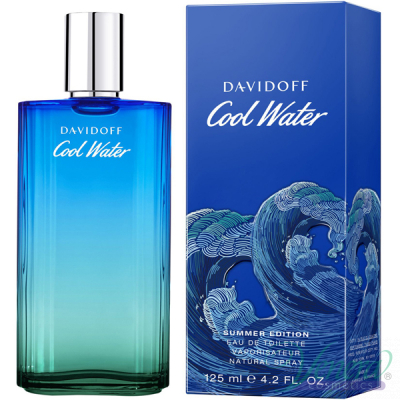 Davidoff Cool Water Summer Edition 2019 EDT 125...